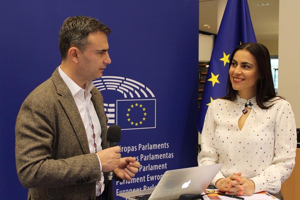 Interviu emisiunea Calea Europeana
