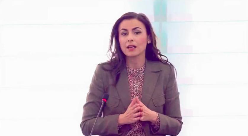 Gabriela Zoana - discurs managemenutul si reciclarea deseurilor
