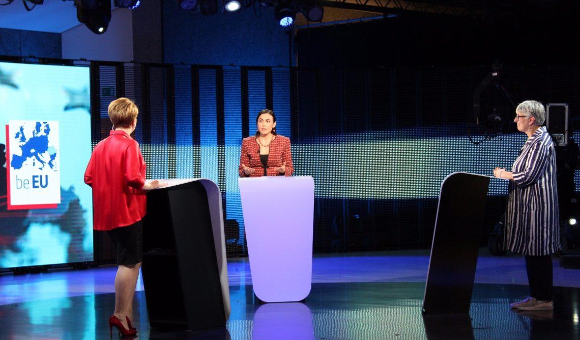 Interviu Antena 3, violenta domestica