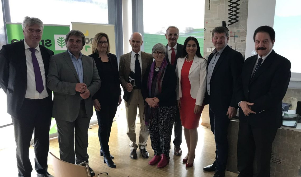 Gabriela Zoana - vizita Comisiei Europene la Ljubljana