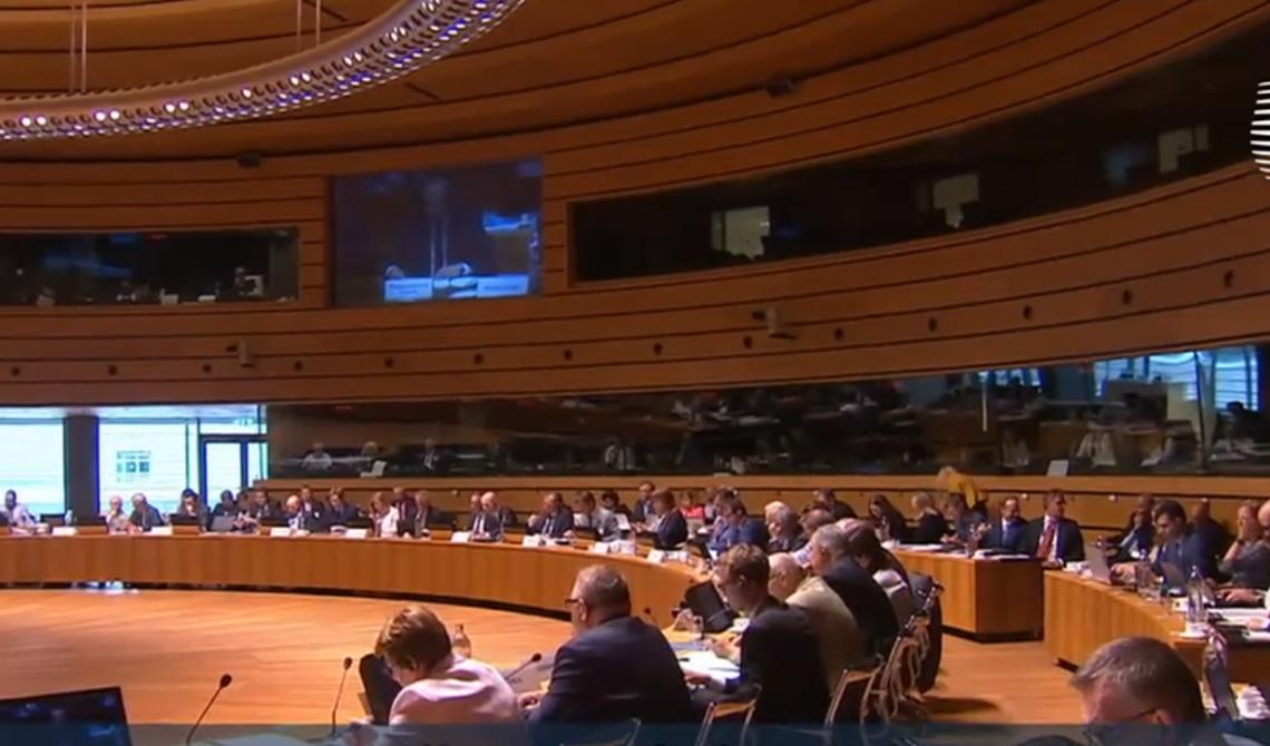 Consiliul AGRIFISH Iunie 18 Luxemburg