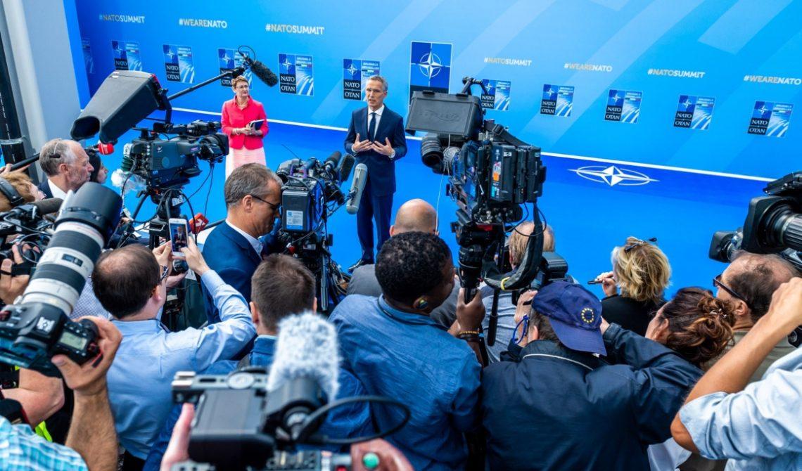 Summit NATO 11-12 Iulie, Bruxelles