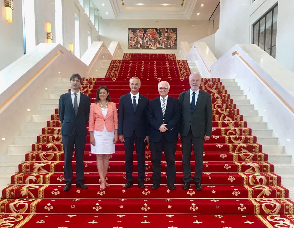 Vizita de lucru - Summit UE-China