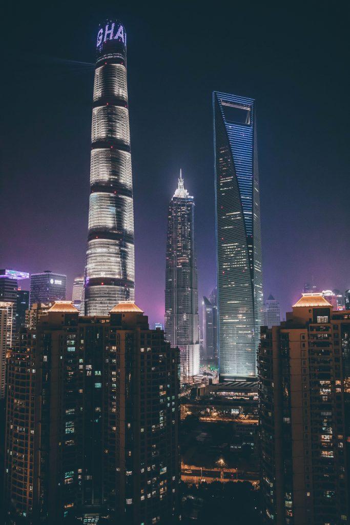 Zgarie norii din Shanghai