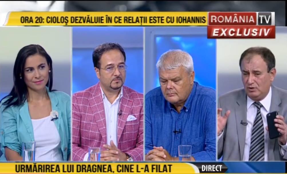 interviu Romania Tv