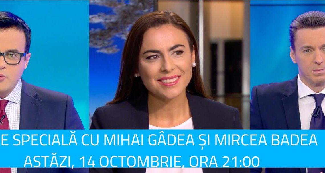 Interviu antena3 - emisiunea Ediție Specială
