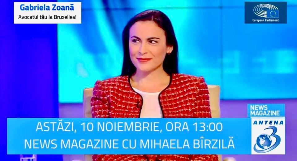 interviu antena 3