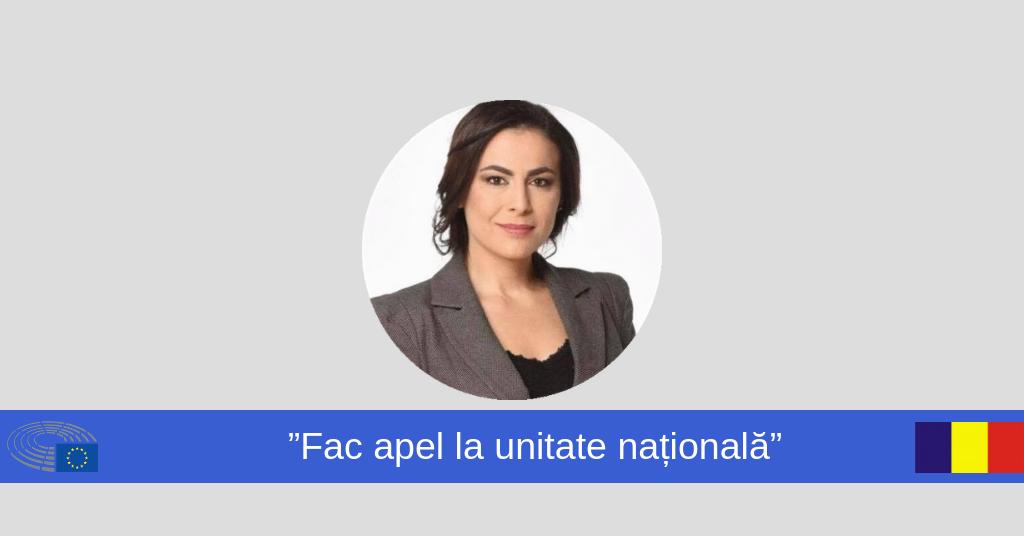 Gabriela Zoană - vot rezolutie pentru Romania