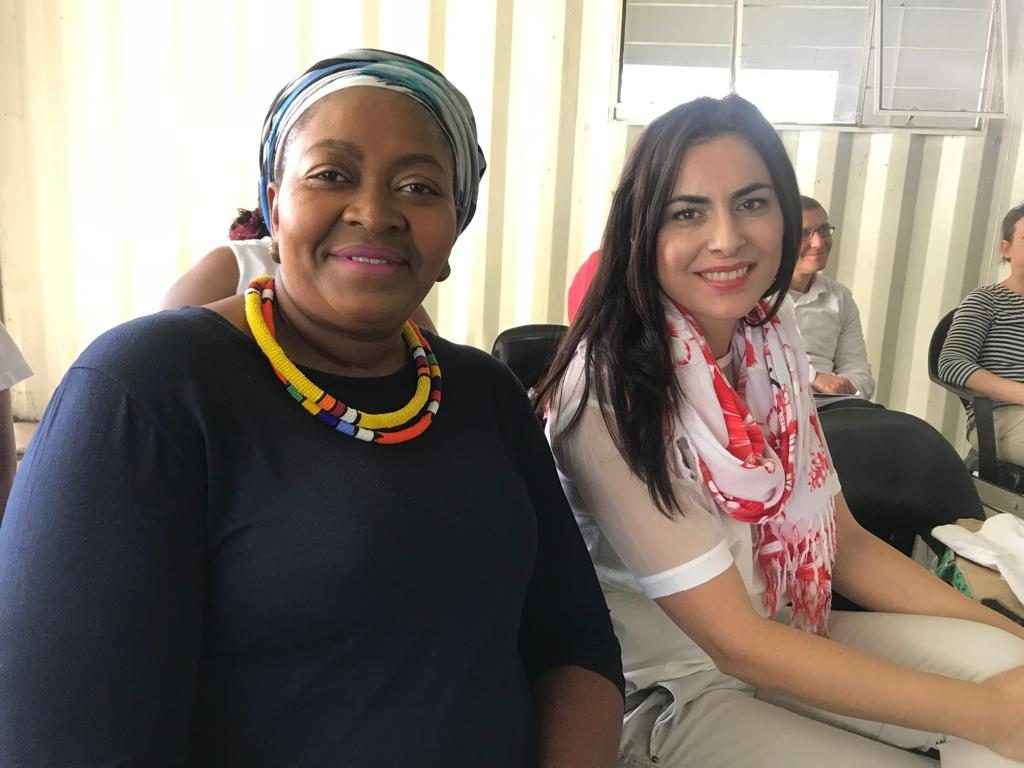 Europarlamantar Gabriela Zoana si o victima a violentei domestice in Africa de Sud