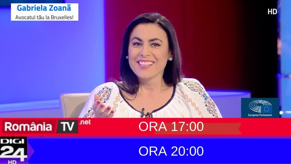 Interviu pentru DigiTV