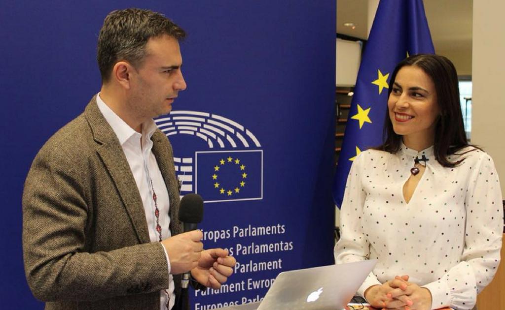 Gabriela Zona - interviu calea europeana