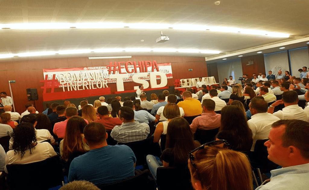 Școala de pregătire politică a TSD și-a deschis porțile la Neptun