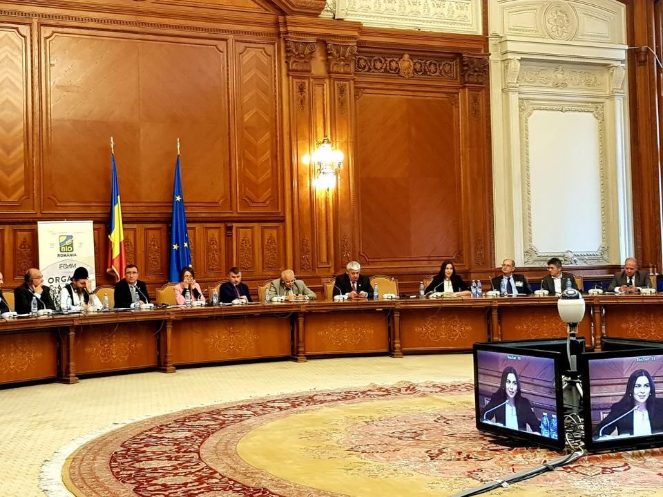 """Conferința internațională """"Reforma PAC - Prioritățile sectorului de agricultură BIO"""""""