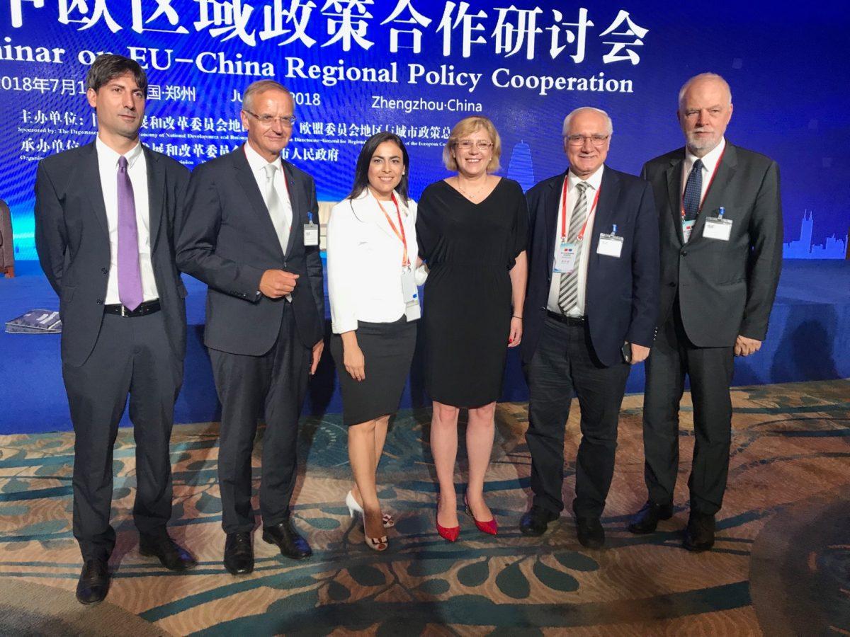 Seminar Dezvoltare Regionala UE-China