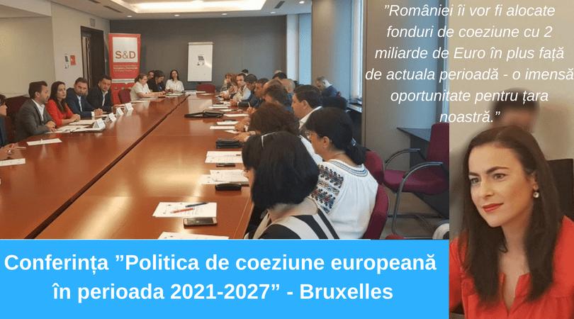 Politica de coeziune dupa 2020