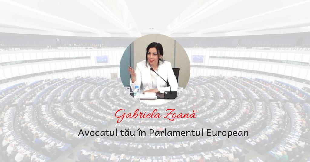 Gabriela Zoană - discurs hartuirea sexuala
