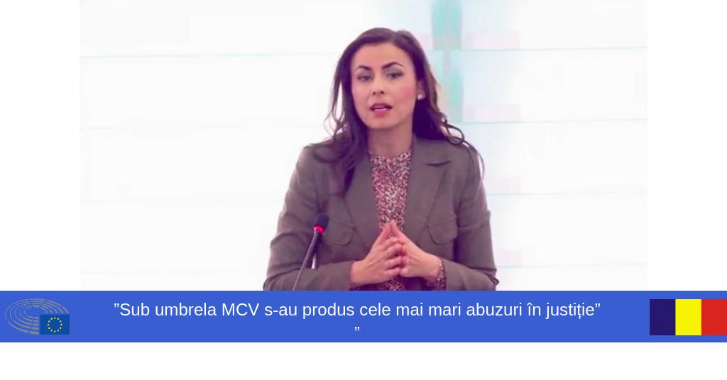 Gabriela Zoană - raport mcv